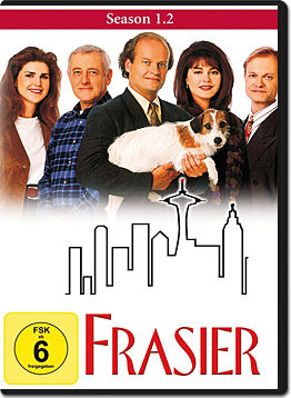 Frasier: Season 1.2 (2 DVDs)