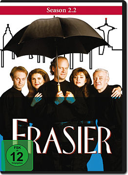 Frasier: Season 2.2 (2 DVDs)