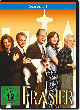 Frasier: Season 3.1 (2 DVDs)