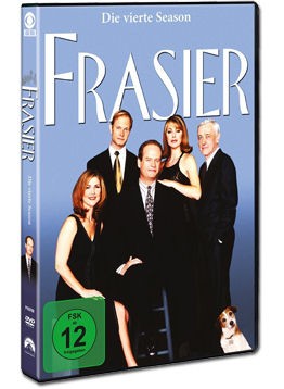 Frasier: Season 4 Box (4 DVDs)