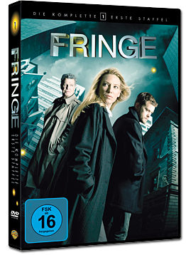 Fringe: Staffel 1 Box (7 DVDs)