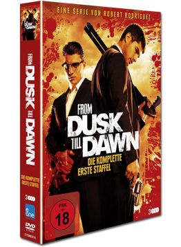 From Dusk Till Dawn: Staffel 1 Box (3 DVDs)