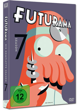 Futurama: Season 7 Box (2 DVDs)