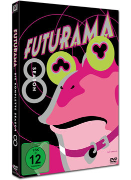 Futurama: Season 8 Box (2 DVDs)