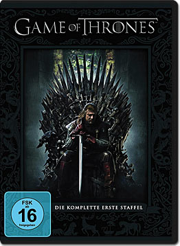 Game of Thrones: Staffel 1 Box (5 DVDs)