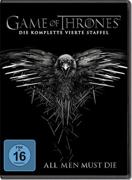 Game of Thrones: Staffel 4 (5 DVDs)