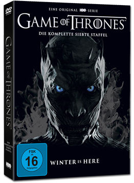 Game of Thrones: Staffel 7 Box (5 DVDs)