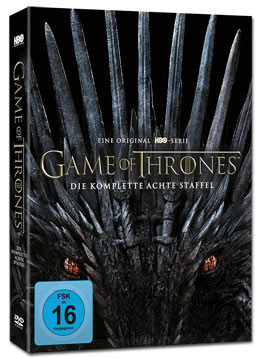 game of thrones staffel 8 dvd kaufen