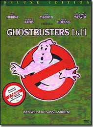 Ghostbusters 1 & 2 - Deluxe Edition (2 DVDs)