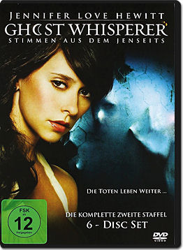 Ghost Whisperer: Staffel 2 (6 DVDs)