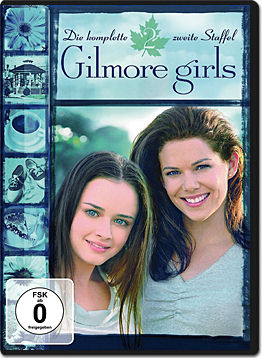 Gilmore Girls: Staffel 2 Box (6 DVDs)