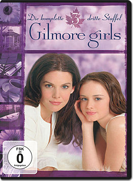 Gilmore Girls: Staffel 3 Box (6 DVDs)
