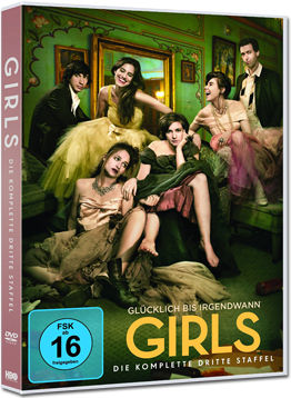 Girls: Staffel 3 Box (2 DVDs)