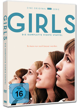 Girls: Staffel 4 Box (2 DVDs)