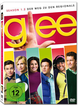 Glee: Season 1.2 (3 DVDs)