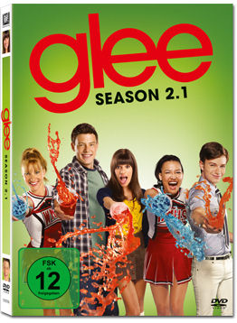 Glee: Season 2.1 (3 DVDs)