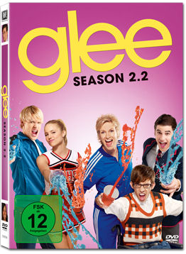 Glee: Season 2.2 (4 DVDs)