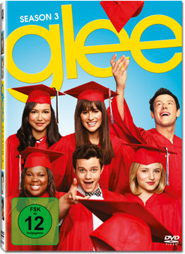 Glee: Season 3 Box (6 DVDs)