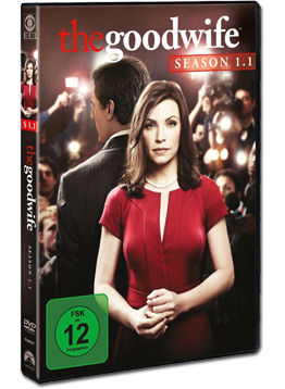 The Good Wife: Season 1 Teil 1 (3 DVDs)