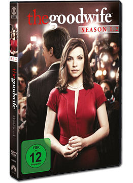 The Good Wife: Season 1 Teil 2 (3 DVDs)