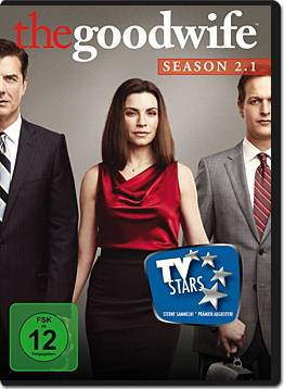 The Good Wife: Season 2 Teil 1 (3 DVDs)