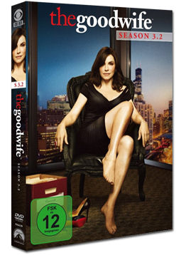 The Good Wife: Season 3 Teil 2 (3 DVDs)