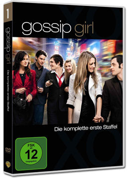 Gossip Girl: Staffel 1 Box (5 DVDs)