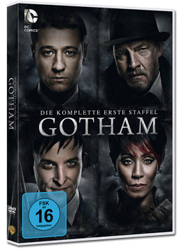 Gotham: Staffel 1 Box (6 DVDs)