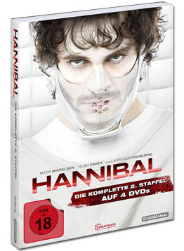 Hannibal: Staffel 2 Box (4 DVDs)