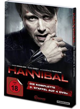 Hannibal: Staffel 3 Box (4 DVDs)