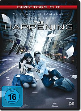 The Happening - Director's Cut