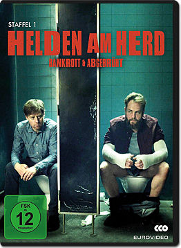 Helden am Herd: Staffel 1 Box (3 DVDs)