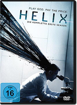 Helix: Season 1 Box (3 DVDs)
