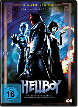 Hellboy - Special Edition (2 DVDs)