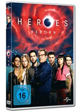 Heroes Reborn: Staffel 1 Box (4 DVDs)
