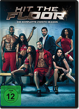 Hit the Floor: Staffel 2 Box (3 DVDs)