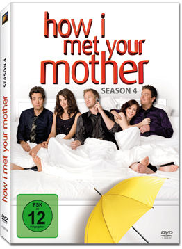 How I met your Mother: Season 4 Box (3 DVDs)
