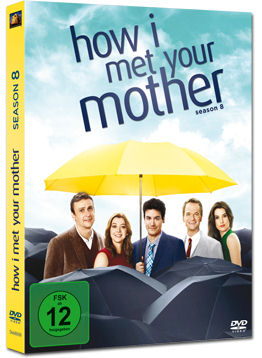 How I met your Mother: Season 8 Box (3 DVDs)
