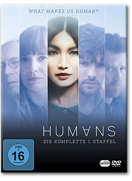 Humans: Staffel 1 Box (3 DVDs)