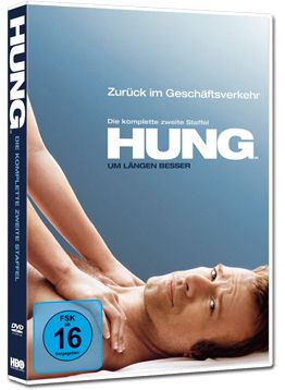 Hung: Staffel 2 Box (2 DVDs)