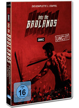 Into the Badlands: Staffel 1 Box (2 DVDs)
