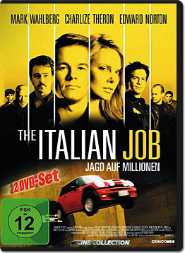 The Italian Job: Jagd auf Millionen