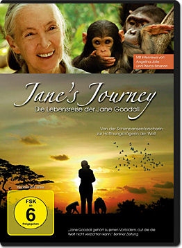 Jane's Journey: Die Lebensreise der Jane Goodall