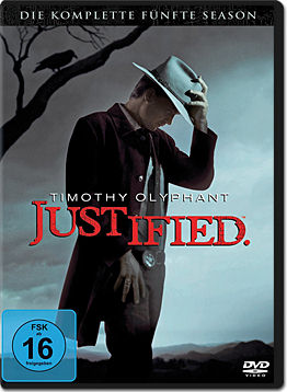 Justified: Season 5 Box (3 DVDs)