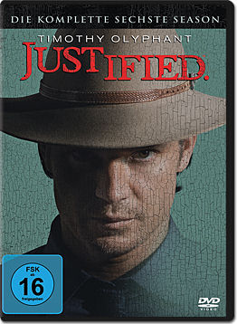 Justified: Season 6 Box (3 DVDs)