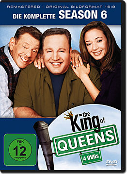 The King of Queens: Staffel 6 Box (4 DVDs)