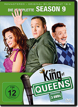 The King of Queens: Staffel 9 (3 DVDs)