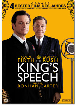 The King's Speech - Special Edition (2 DVDs)
