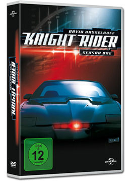 Knight Rider: Season 1 Box (8 DVDs)