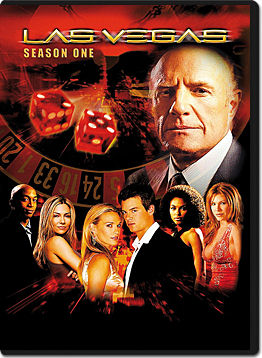 Las Vegas: Season 1 Box (6 DVDs)